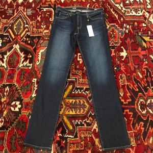 NWT AG The Harper Essential Straight Jean size 30